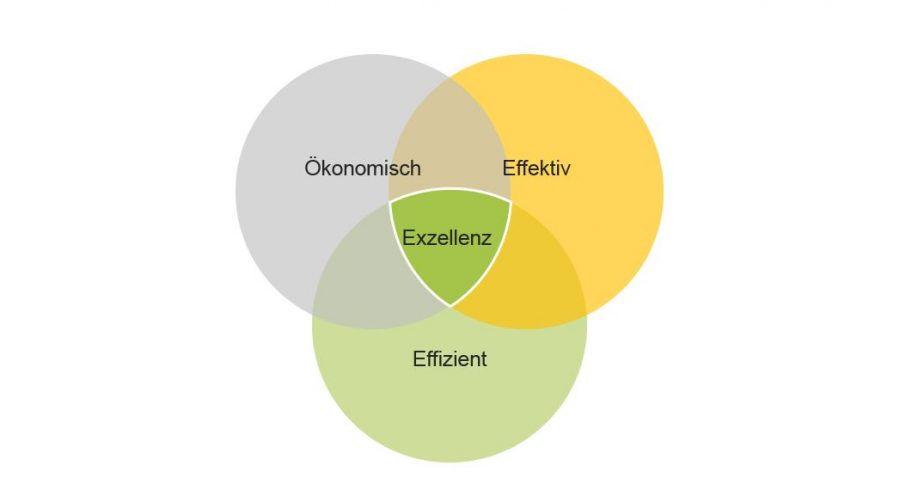 Budgetplanung & Effizienzanalyse