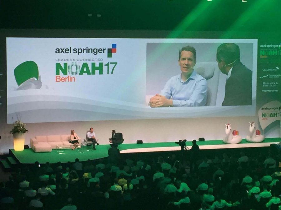 Noah Konferenz Vortrag