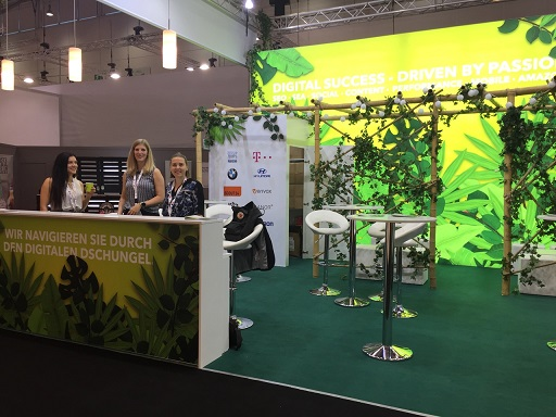 Stand dmexco
