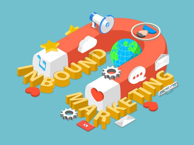 Erfolgreiches Inbound-Marketing Magnet