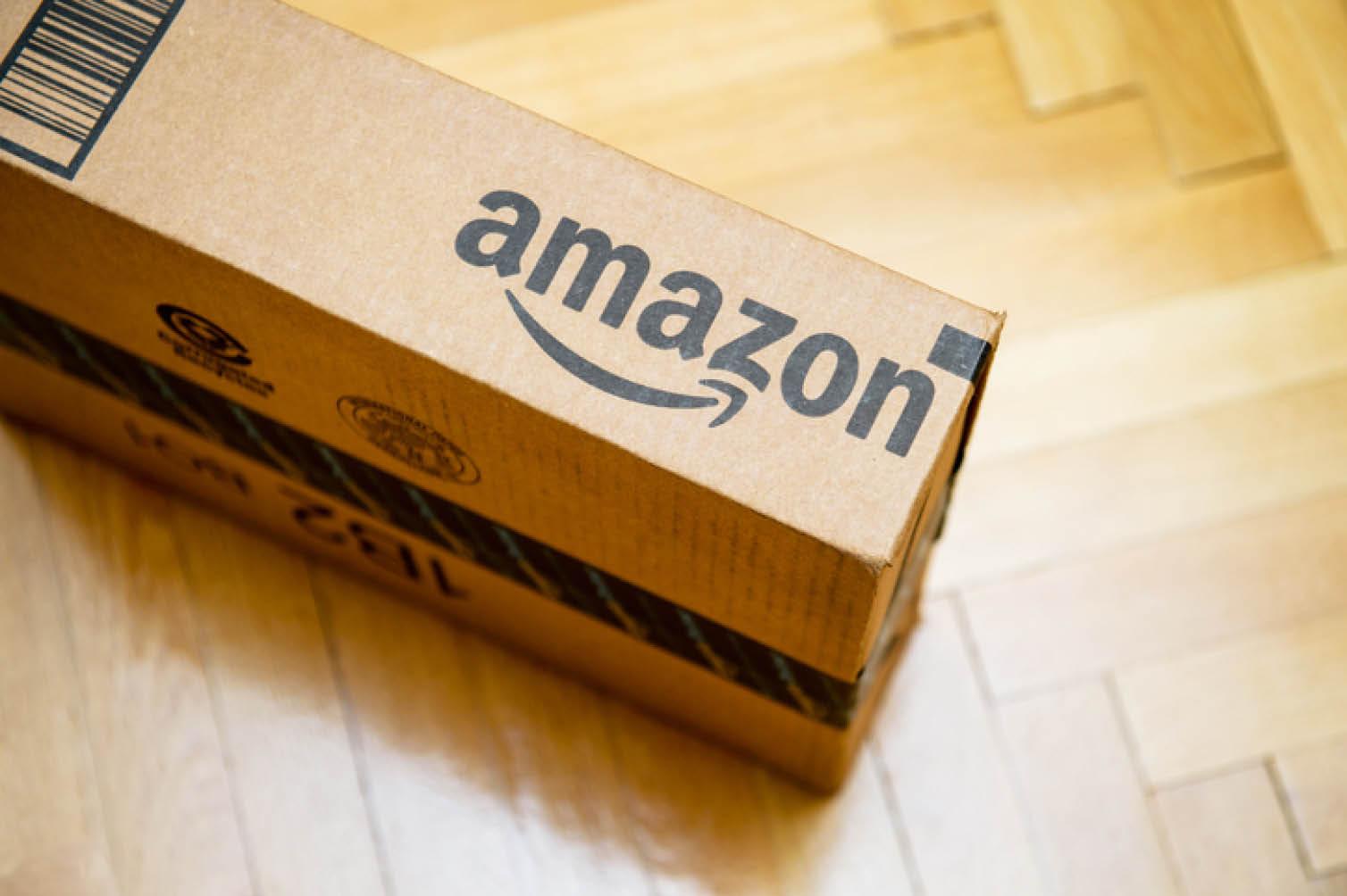 Amazon Paket eCommerce