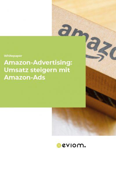 Amazon Whitepaper Titelblatt mit Titel