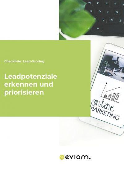 Checkliste Lead Scoring Titelbild