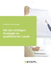 Checkliste Titelbild Lead Strategie