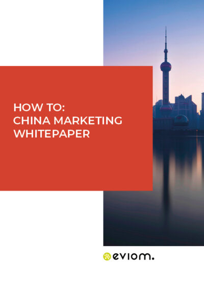 China Marketing Whitepaper