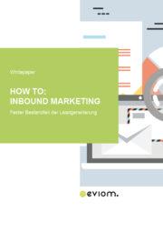 Titelbild Inbound Marketing Whitepaper