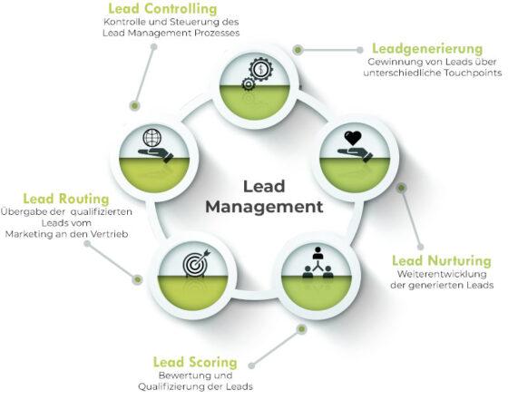 Lead Management Prozess